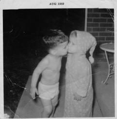 Amy first kiss 001